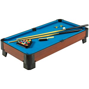 Sharp Shooter NG1012T 40-in Table Top Pool Table
