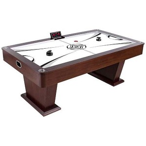 Monarch NG1020 7-ft Air Hockey Table Home Game Room