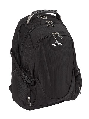 5-Pack TETON Sports 191 Professional Business Tech Backpack
