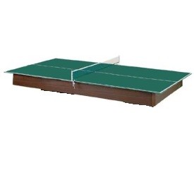 Stiga Table Tennis Tables - Duo T814 Conversion-Top Table
