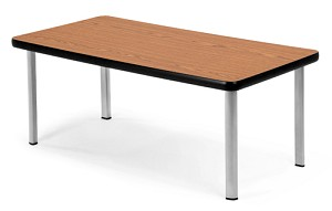 Ofm Et2040 Cocktail Table With 4 Legs