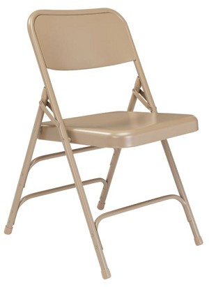 Premium Metal Folding Chairs - ACT Mc309as - 100 Pack