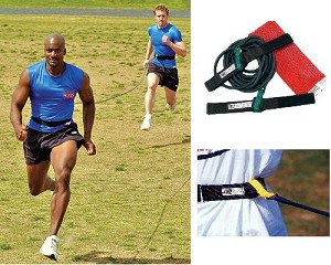 Power Systems Exercise Equipment Fitness Speed Training Speed Harness