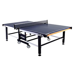 Stiga Table Tennis Ping Pong Table - T8525 STS 520 Heavy Duty Table