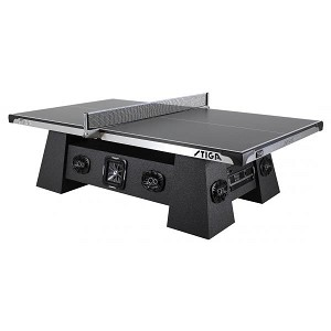 Stiga T8595 Studio Sound System Table Tennis Game Table