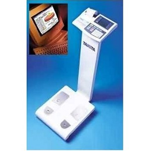 Tanita Body Composition Analyzer Scale HMS